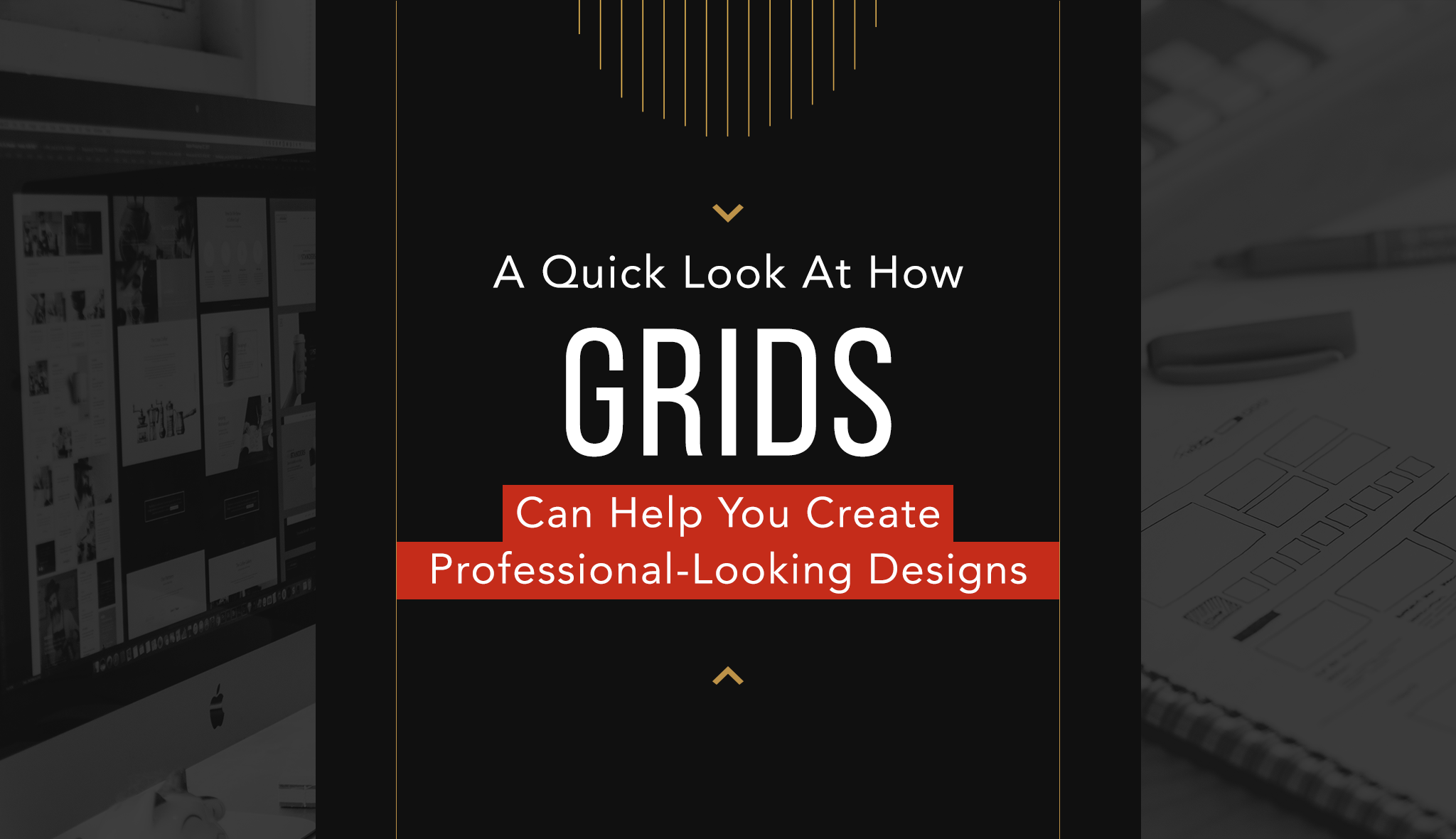 Layout Design: Types of Grids for Creating Professional-Looking
