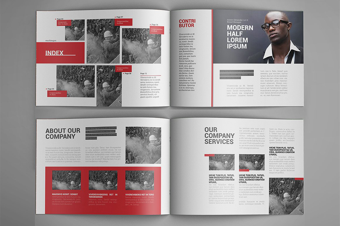 Layout Design: Types of Grids for Creating Professional-Looking ...