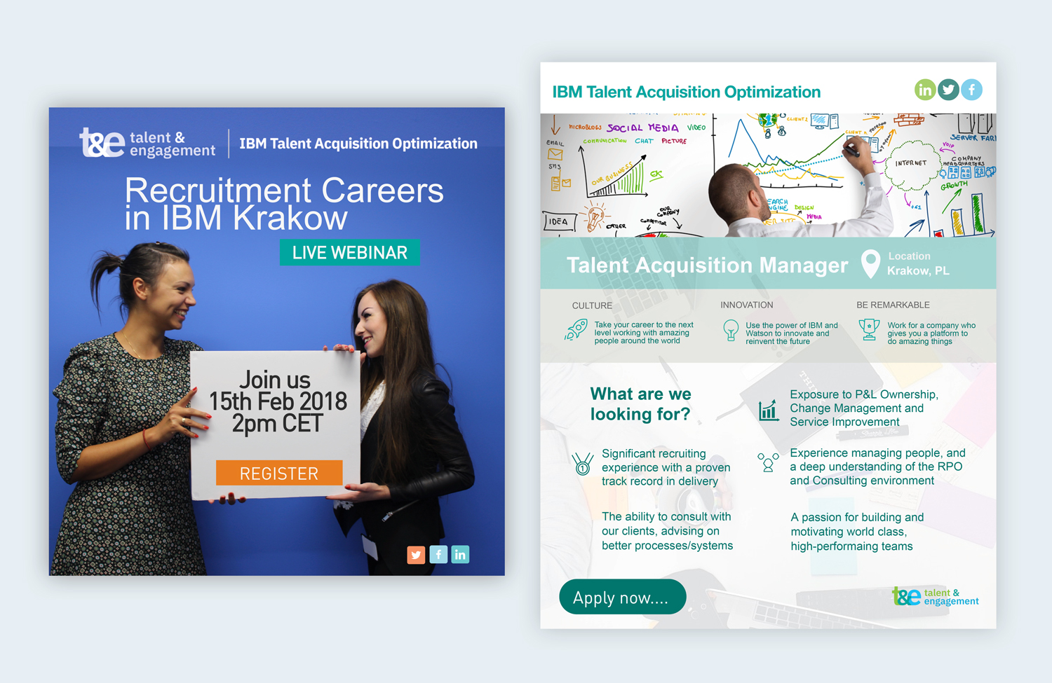 Recruitment Strategies How Ibm Uses Infographics To Attract Top