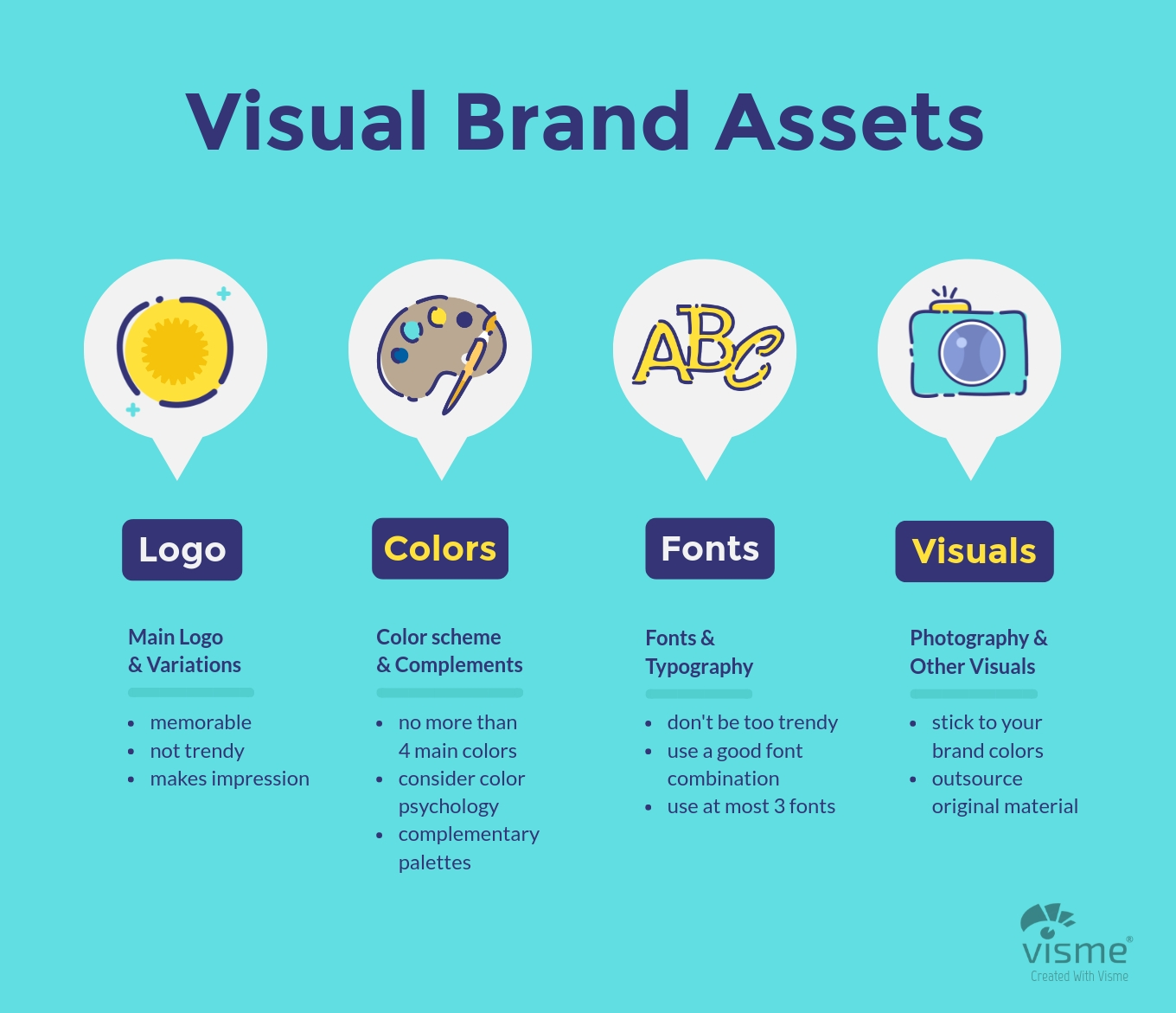 visual brand assets brand identity How to Create Branded Social Media Graphics That Will Make Followers Stop and Engage