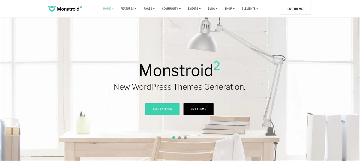 monstroid2 theme how to design a website wordpress tutorial how to install a wordpress theme in 20 steps