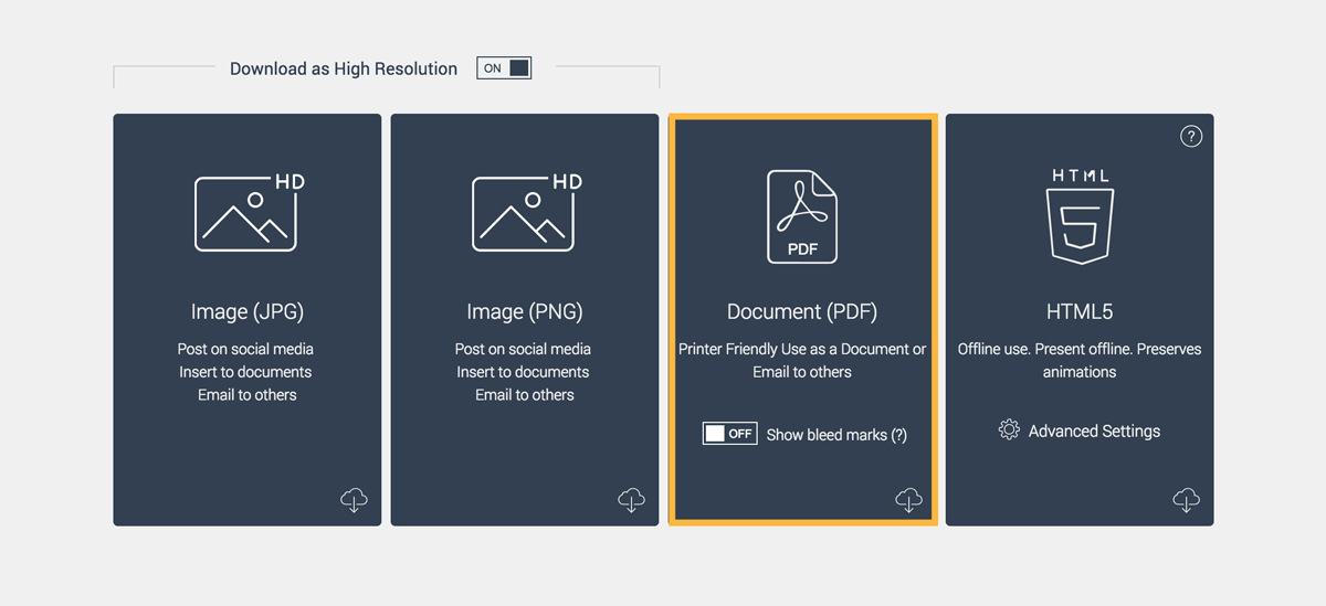 visme download flyer high-resolution how to make a flyer even if you're not a designer