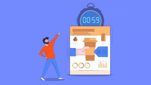 designing infographics - header