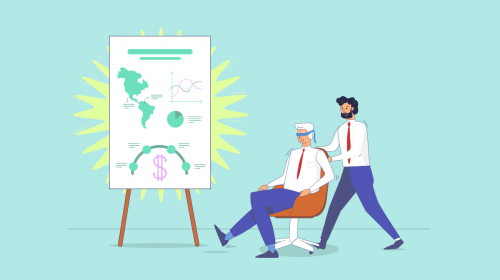 how to design an infographic to impress your boss - header