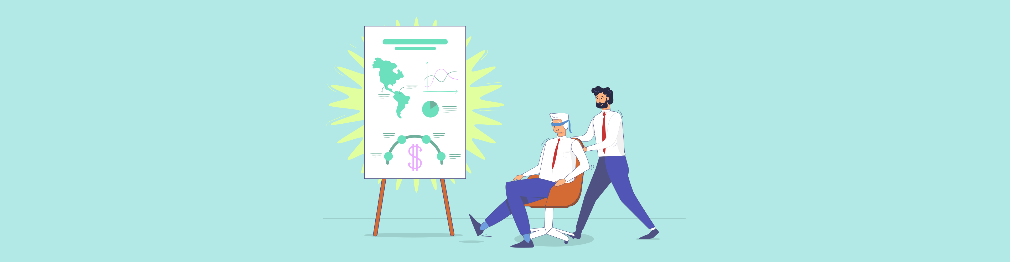 how to design an infographic to impress your boss - header wide