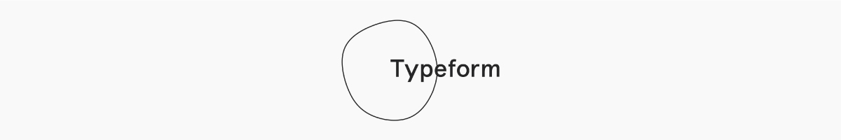 The Typeform logo.