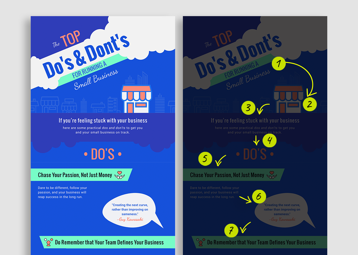 Follow These 10 Basic Elements of Design For Infographic Mastery