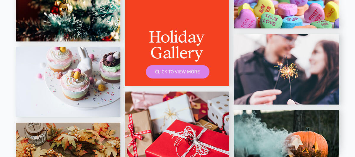 700+ presentation images - holiday gallery