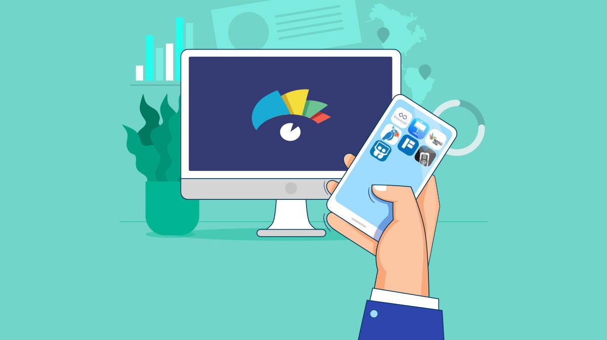 presentation apps - header