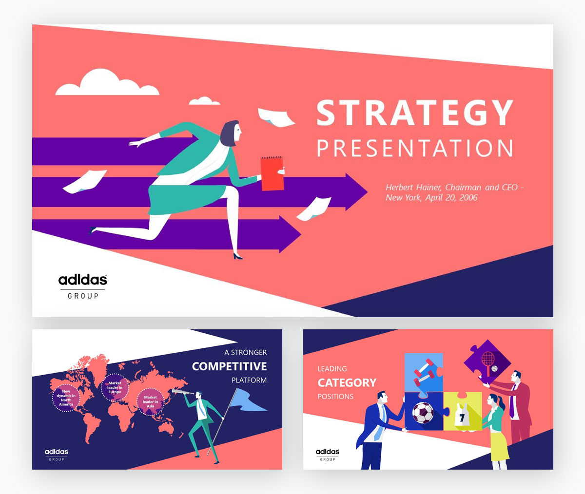 presentation examples - Colorful-Slides
