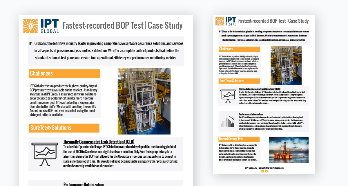 visme case study brand kit - ipt global case study
