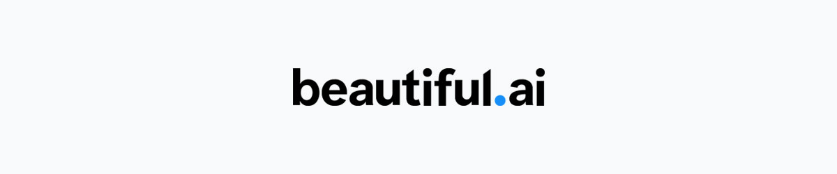 animated presentation software - beautiful ai logo