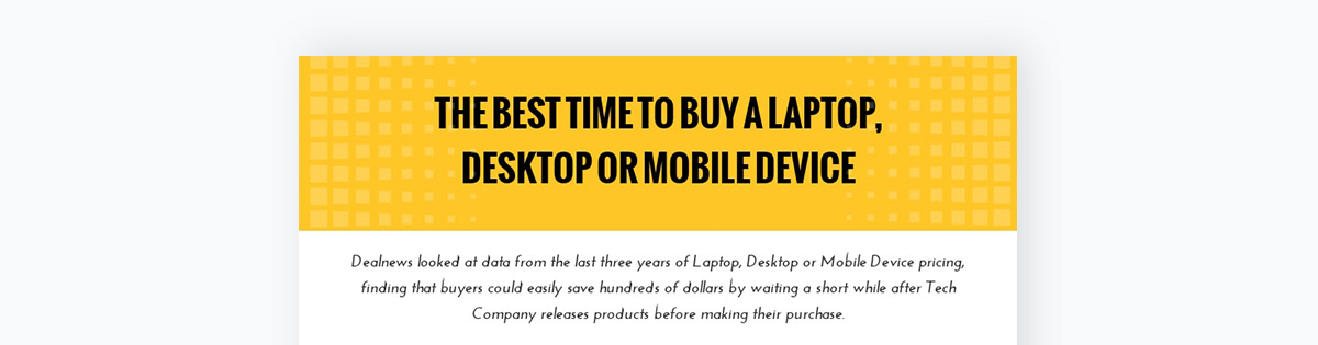comparison chart - laptop, desktop, or mobile device