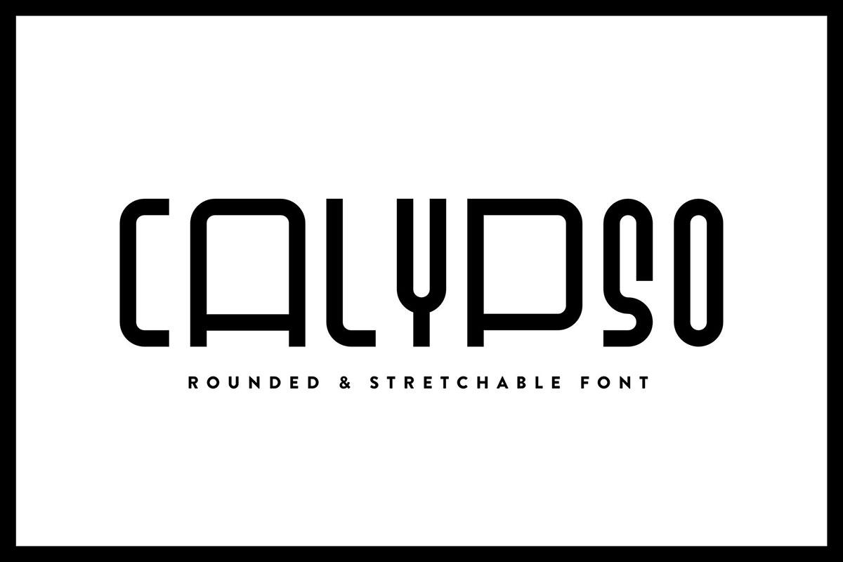 top fonts 2020 - calypso