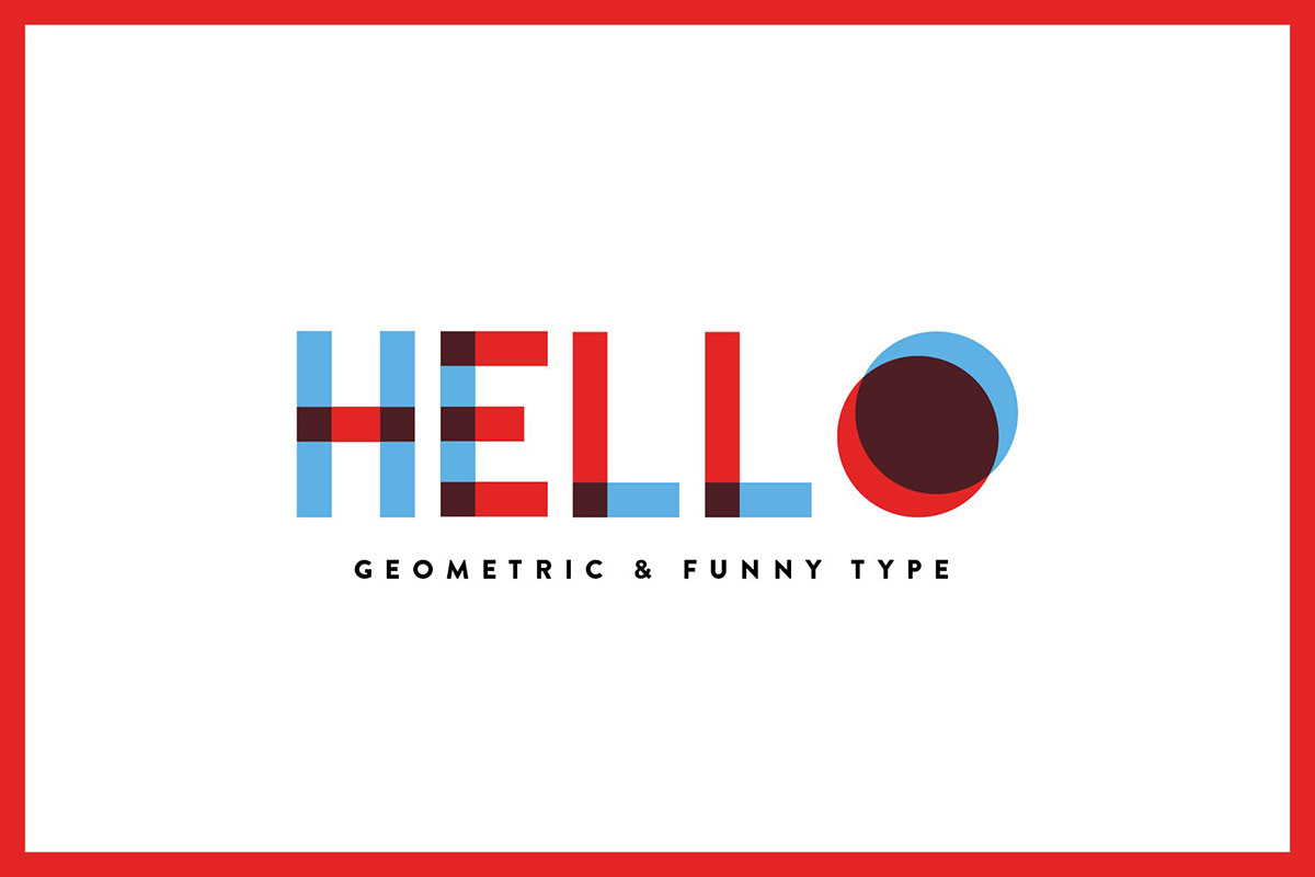 top fonts 2020 - hello