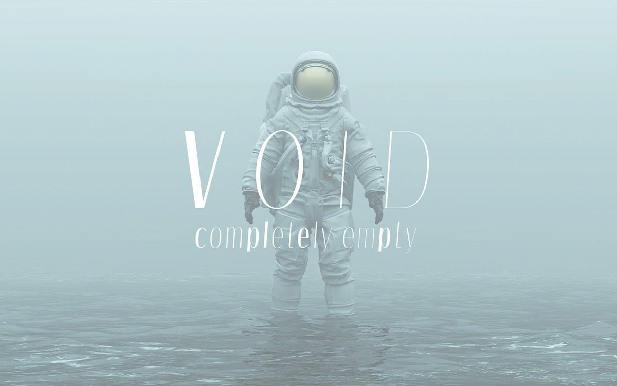 top fonts 2020 - void