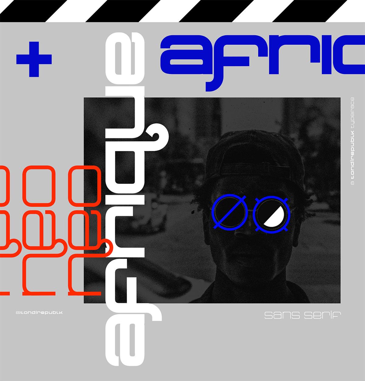 top fonts 2020 - neo afrique