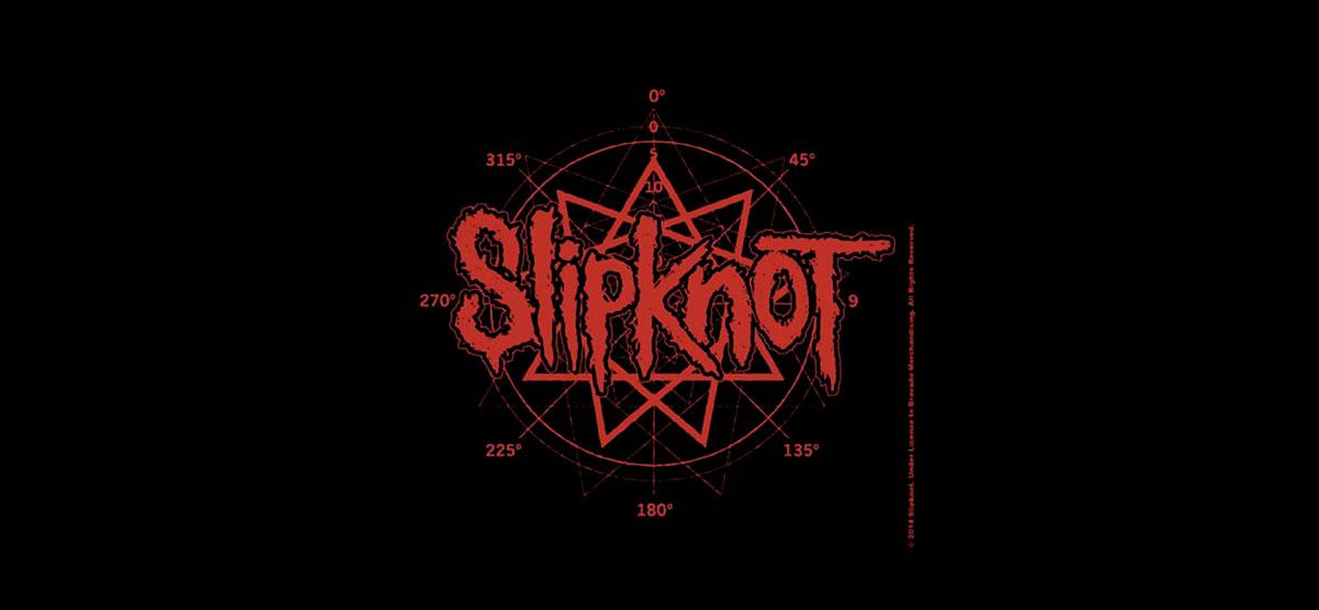 cool shapes - enneagram slipknot logo example
