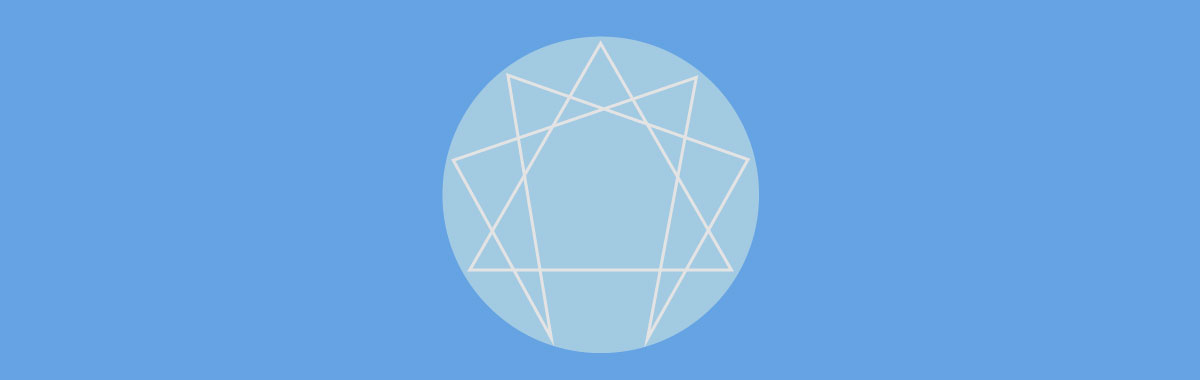 cool shapes - enneagram
