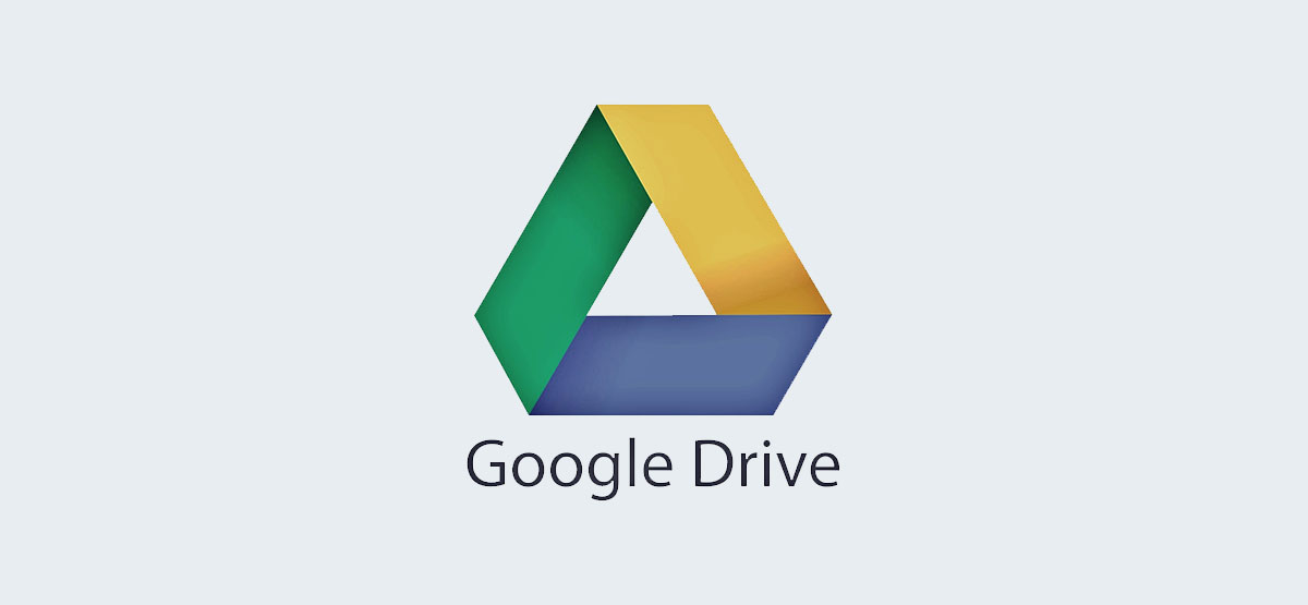 cool shapes - google drive logo example