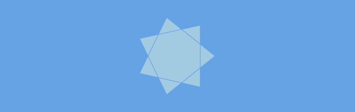 cool shapes - heptagram