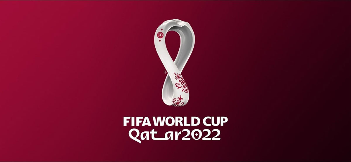 cool shapes - lemniscate fifa world cup 2022 logo example