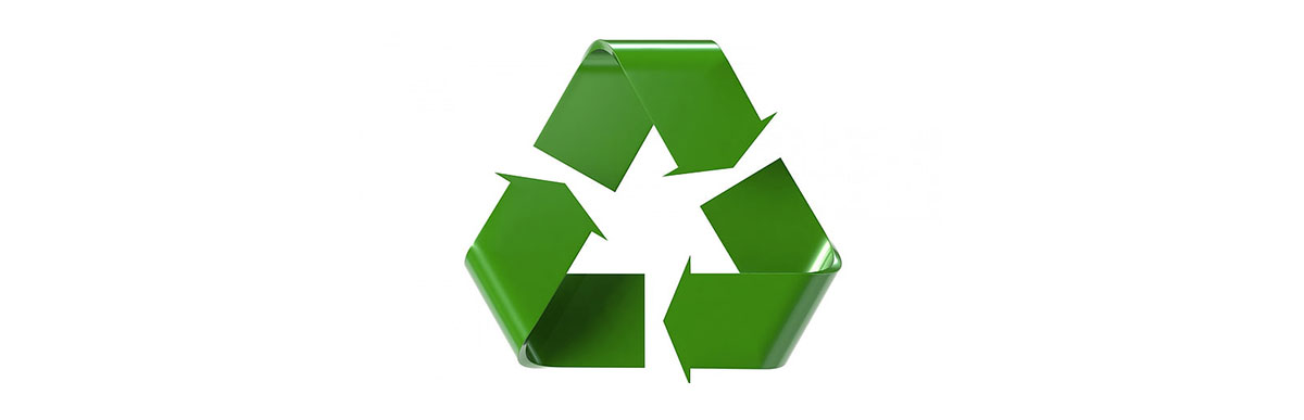 cool shapes - mobius strip recycle logo symbol example