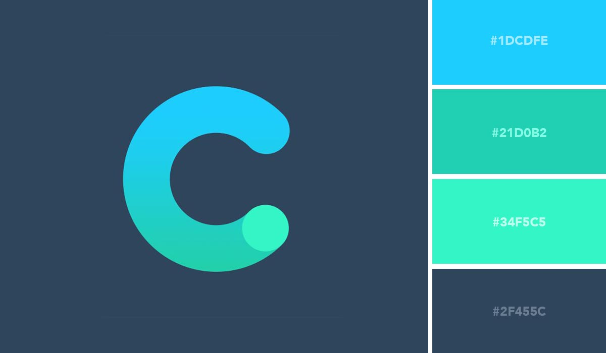50 Eye Catching Logo Color Schemes And Combinations