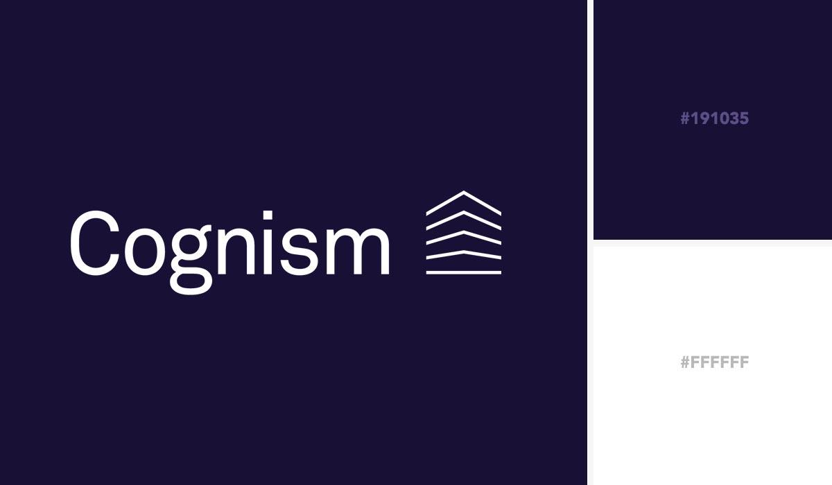 logo color schemes - cognism palette