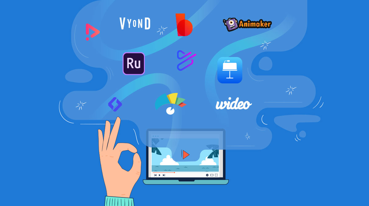 video presentation software - featured image