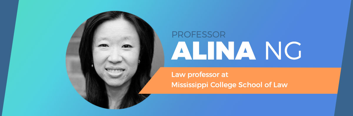 visme law professor - professor alina ng