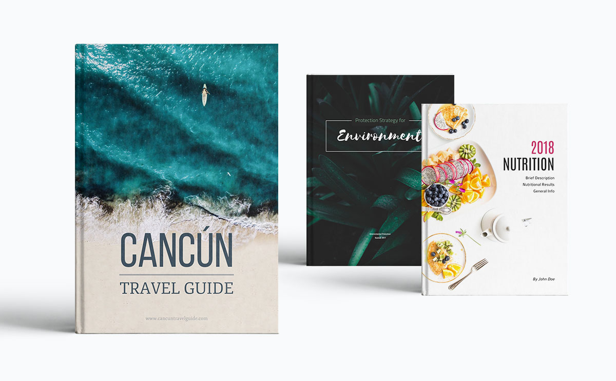 digital products - ebook covers