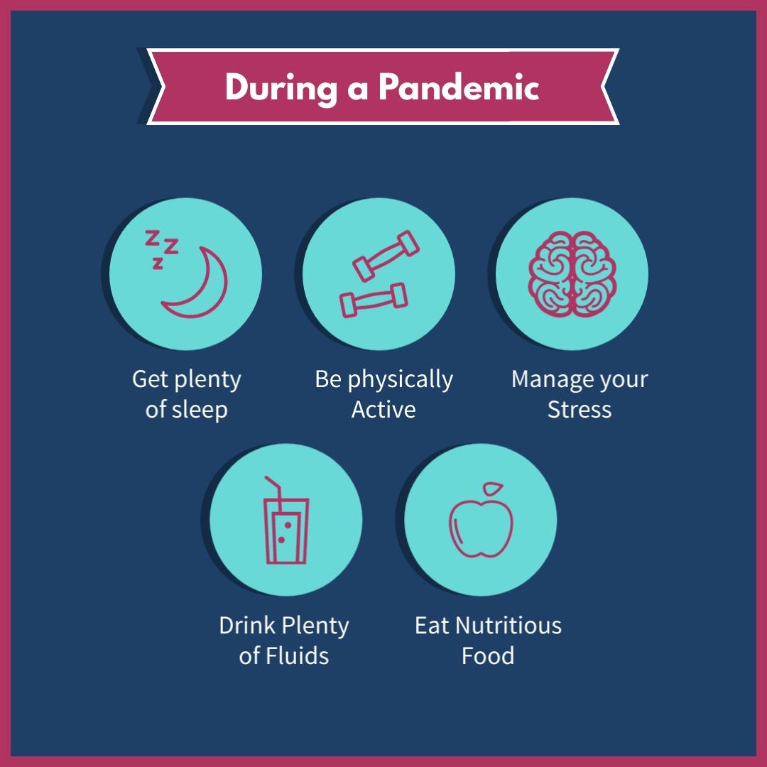 coronavirus templates - during a pandemic tips