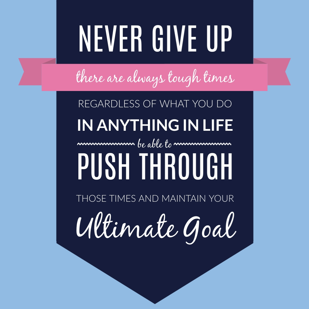 """""""Never give up. There are always tough times, regardless of what you do in anything in life. Be able to push through those times and maintain your ultimate goal."""" – Nathan Chen"""