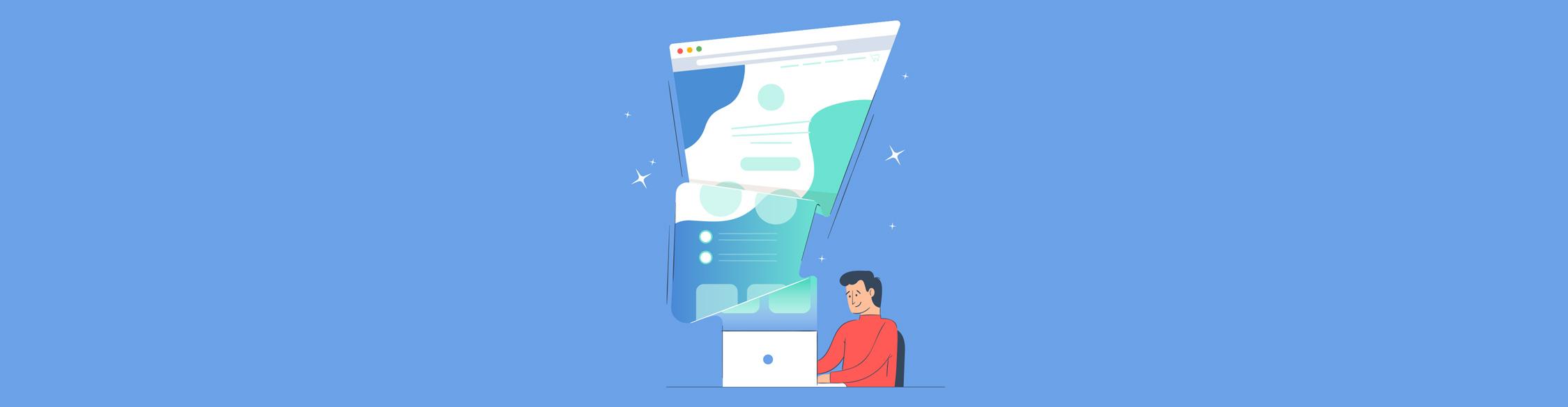 web design ideas - header