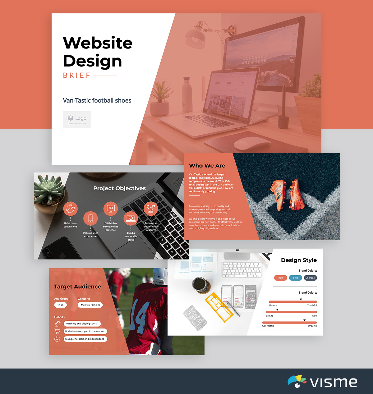 design brief - presentation design brief template