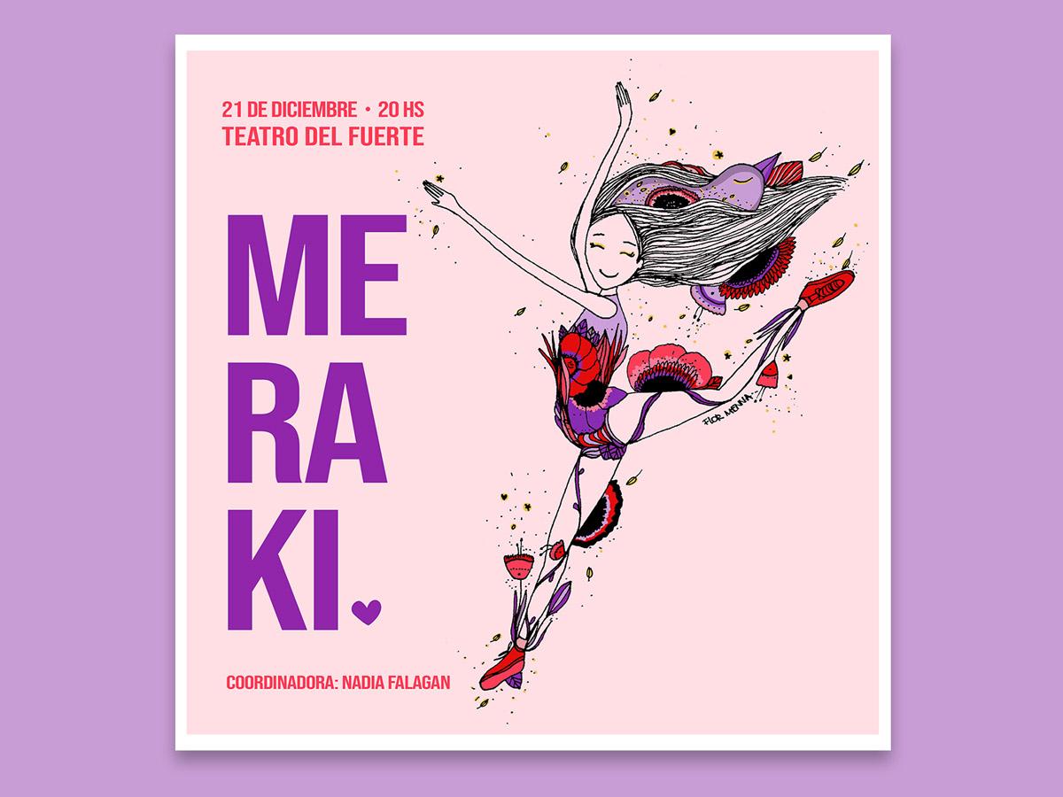 flyer examples - meraki