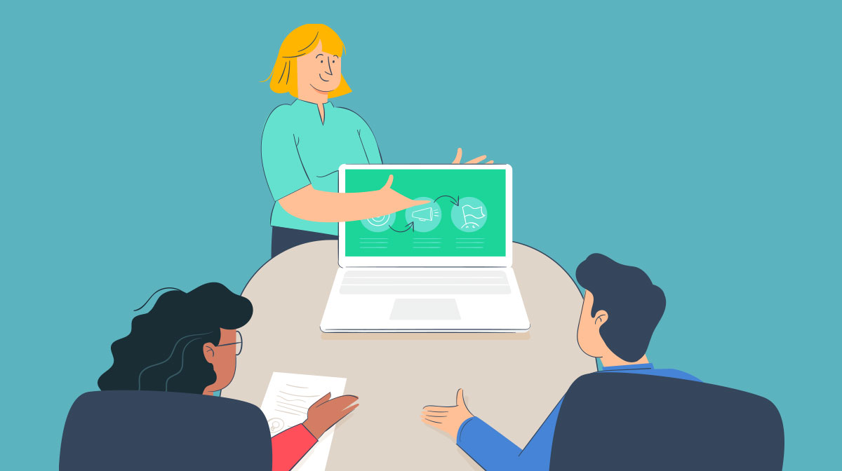 marketing presentation - featured image