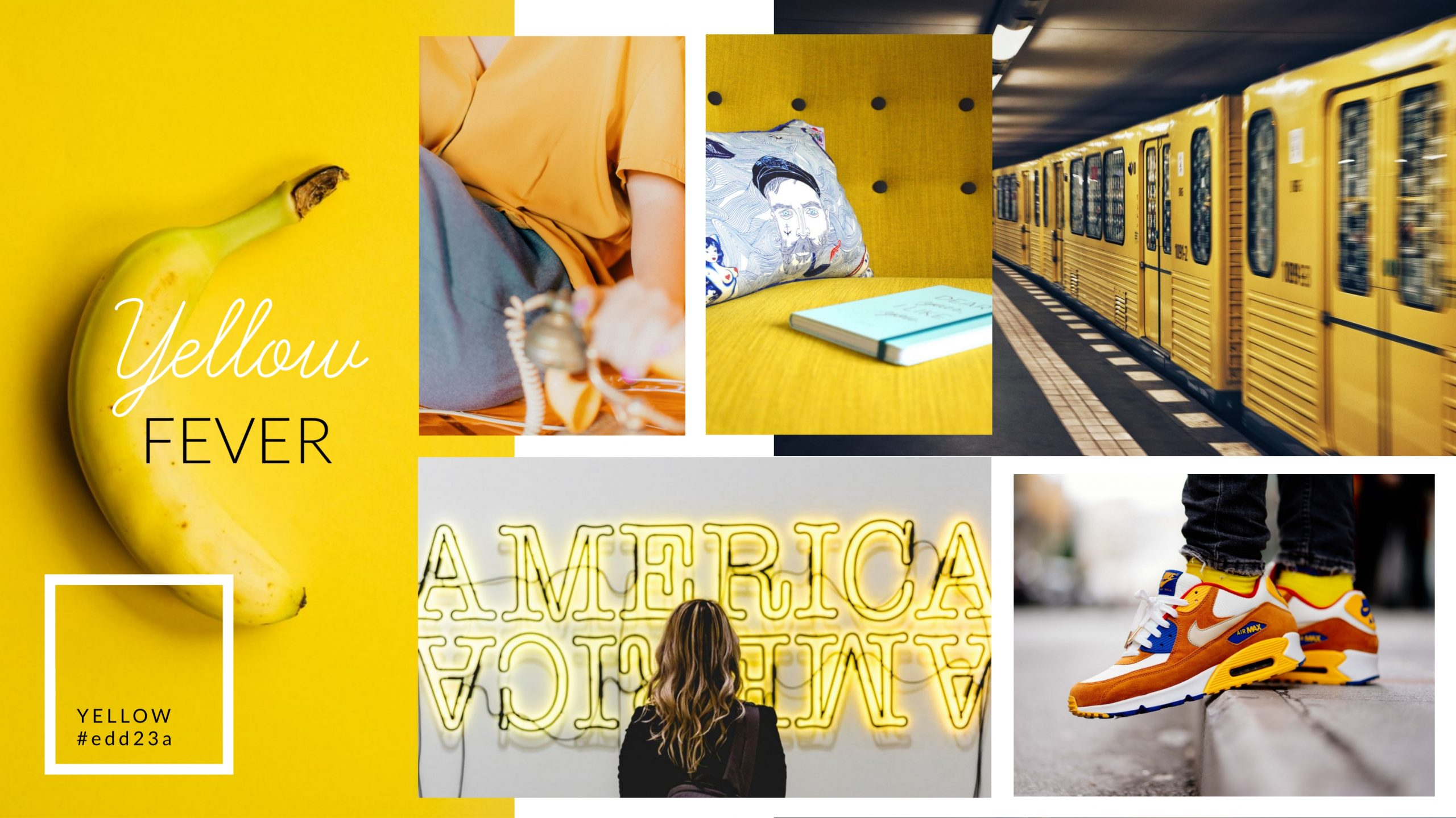 how to design a logo - put together a mood board