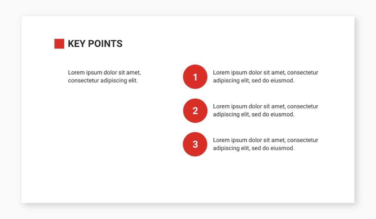 business plan presentation - industry overview slide template