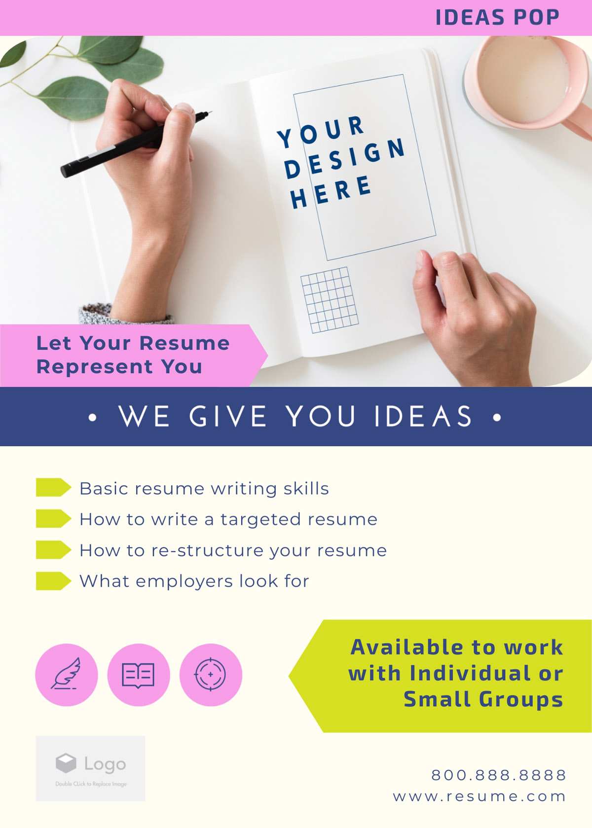 flyer templates - resume help