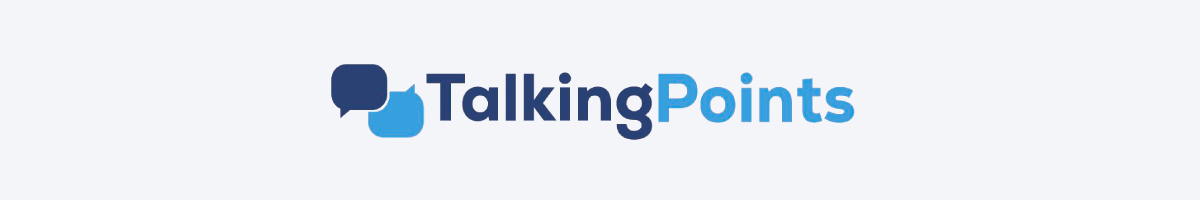 online teaching tools - talking points logo