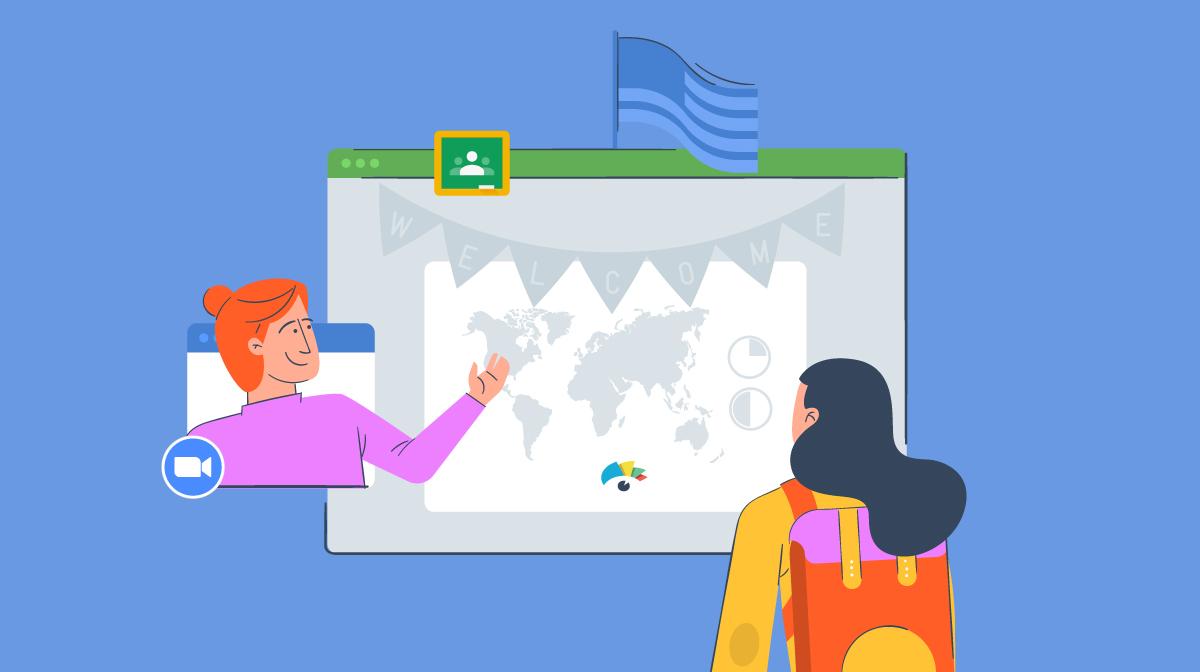 online teaching tools - header
