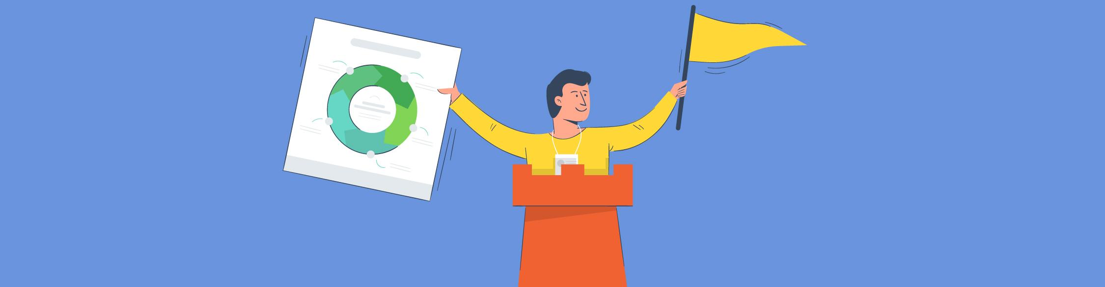 infographic marketing - header