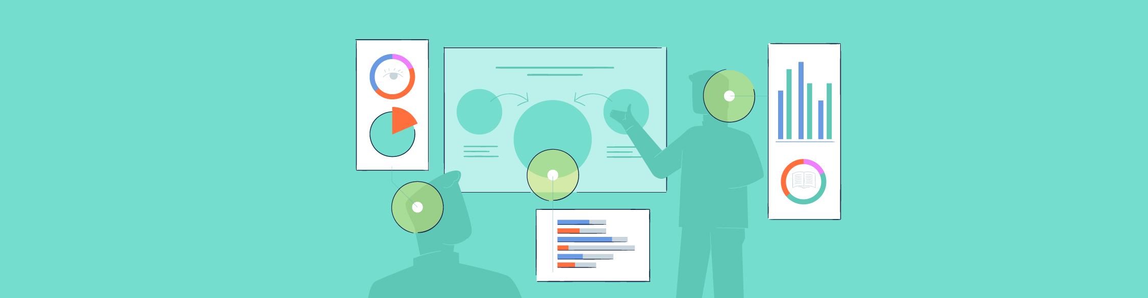 presentation statistics - header wide