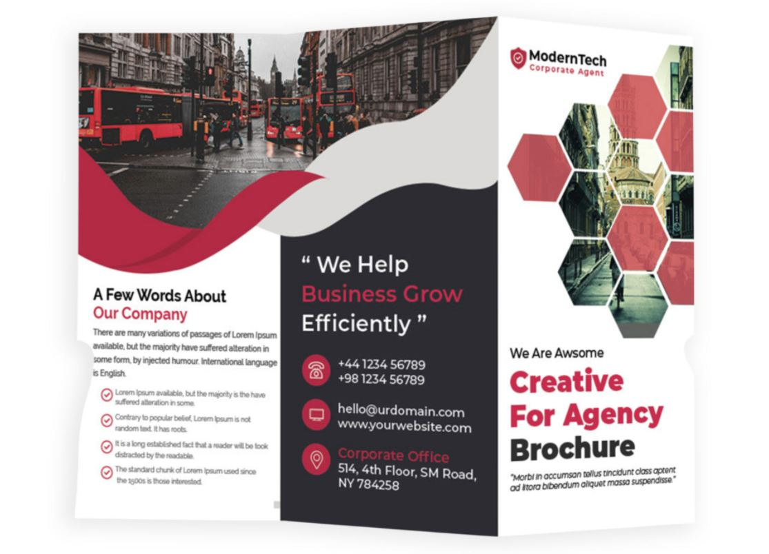 brochure ideas - incorporate clear calls to action