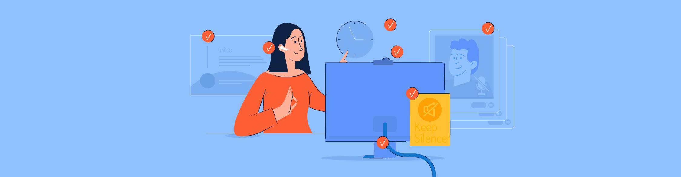 virtual meetings - header