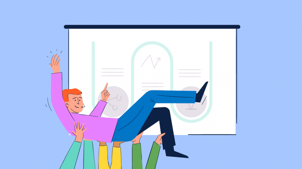 how to give a good presentation - featured image