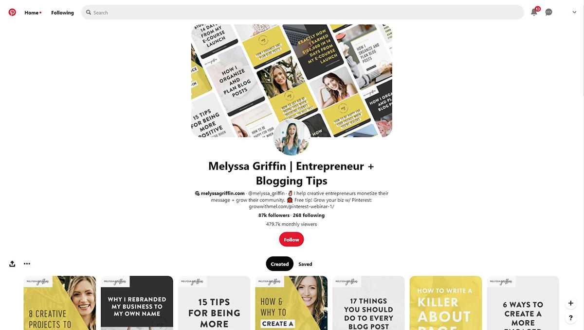 blog graphics - create cohesive designs