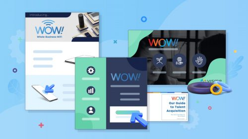 How WOW! is Saving Nearly 79% in Time and Cost With Visme